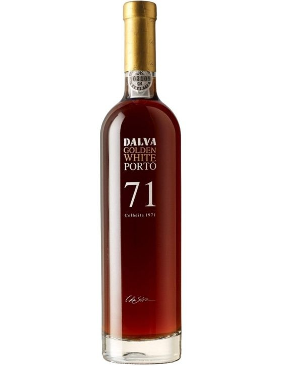 A Bottle of Dalva Harvest 1971 gw 50cl Port