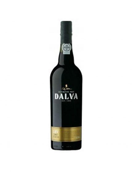 Une bouteille de Dalva LBV 2004 37.5cl