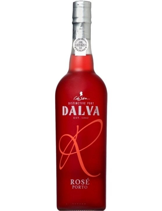 A Bottle of Dalva Rosé