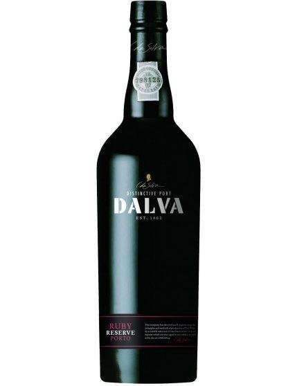 A Bottle of Dalva Ruby Reserve Port