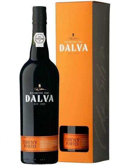 A Bottle of Dalva Tawny Reserve Port