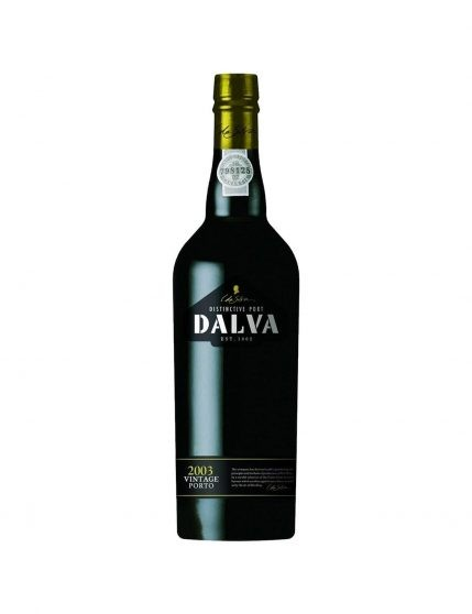 A Bottle of Dalva Vintage 2003 37.5cl Port