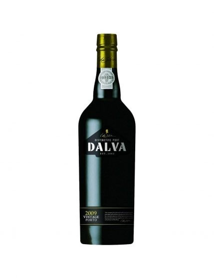 A Bottle of Dalva Vintage 2009 37.5cl Port