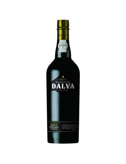 A Bottle of Dalva Vintage 2011 37.5cl Port