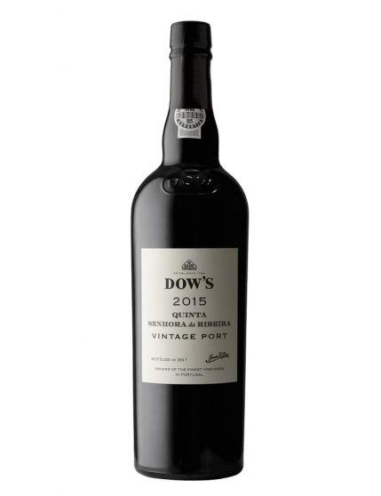 A Bottle of Dow's Senhora da Ribeira Vintage 2015