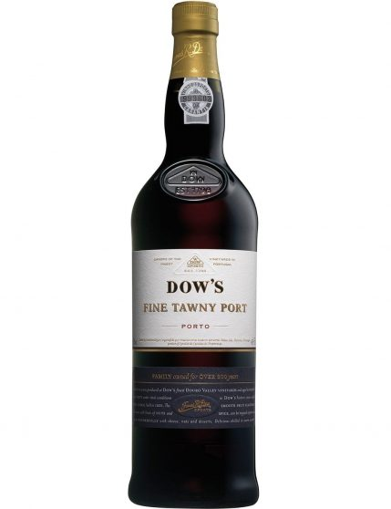 A Bottle of Dow's Fine Tawny