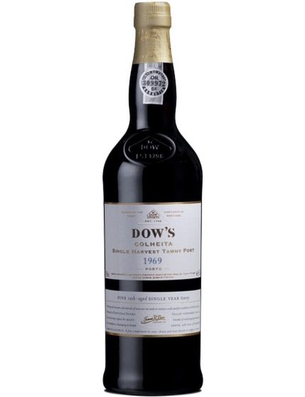 A Bottle of Dow's Harvest 1969