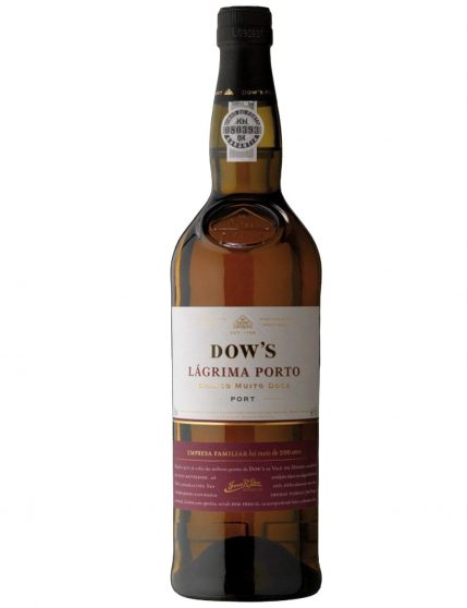 A Bottle of Dow's Lagrima White