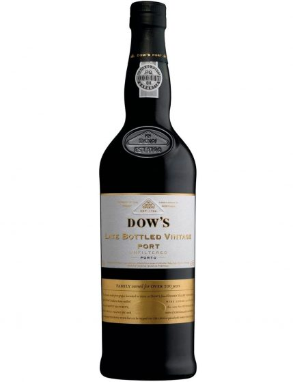 A Bottle of Dow's LBV 2008