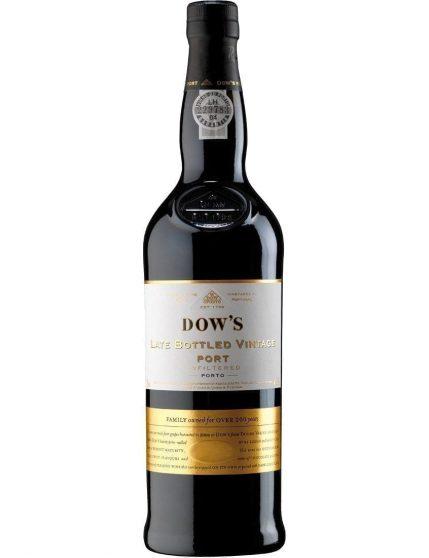 Une bouteille de Dow's LBV
