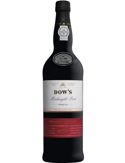 A Bottle of Dow's Midnight