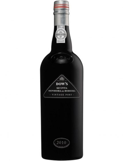 A Bottle of Dow's Senhora da Ribeira Vintage 2010