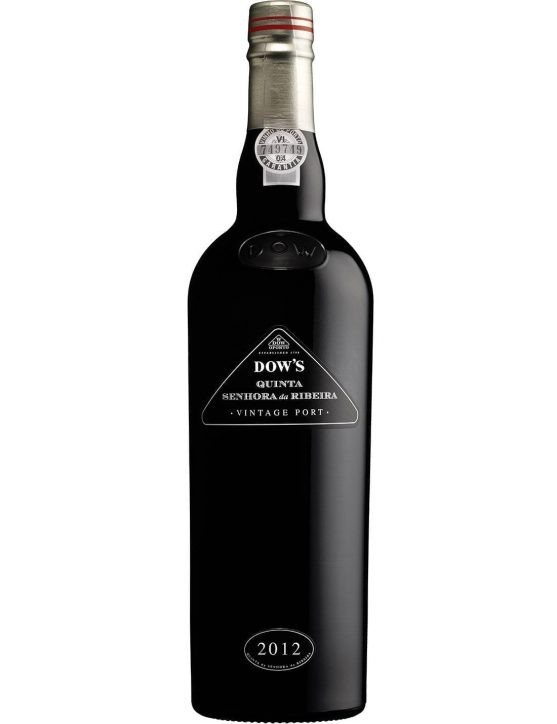 A Bottle of Dow's Senhora da Ribeira Vintage 2012