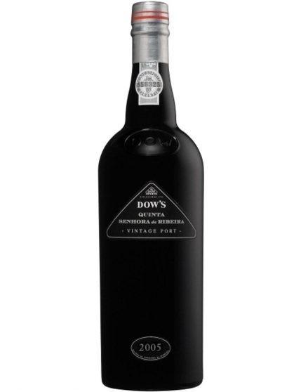 A Bottle of Dow's Senhora da Ribeira Vintage 2005