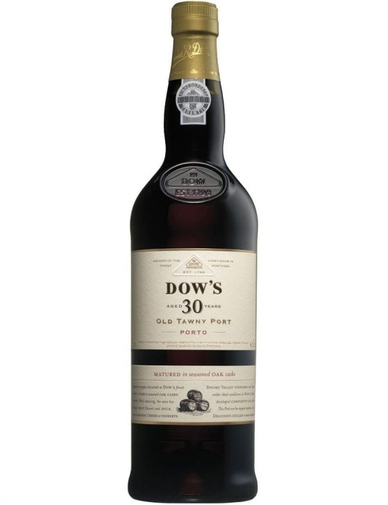 A Bottle of Dow's Tawny 30 Years