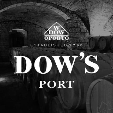 Dow's Port Wine
