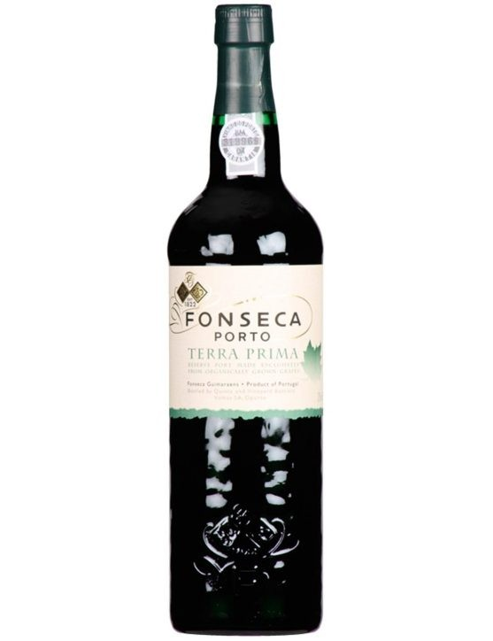 A Bottle of Fonseca Terra Prima Port