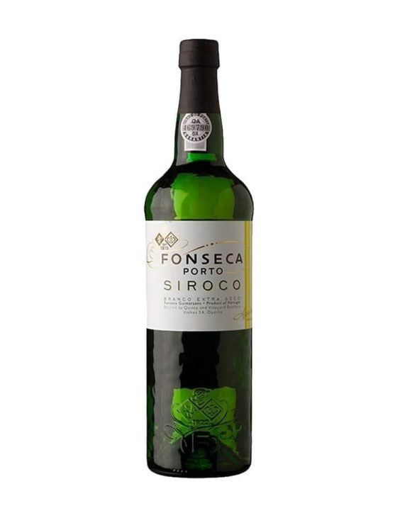 A Bottle of Fonseca Siroco Extra Dry White