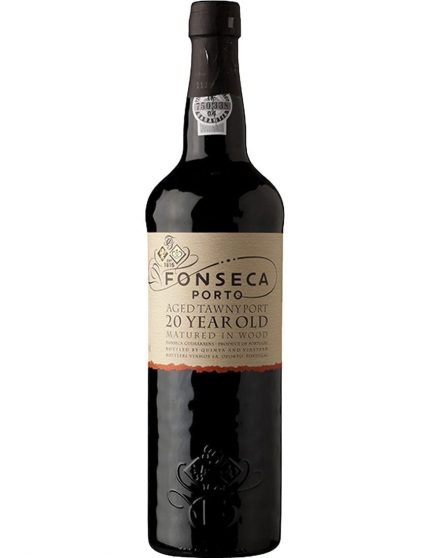 A Bottle of Fonseca Tawny 20 Years