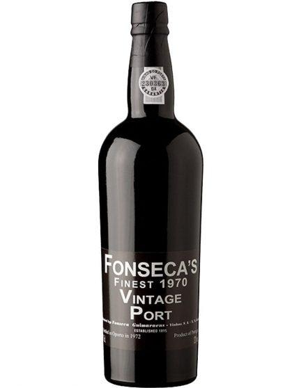 A Bottle of Fonseca Vintage 1970