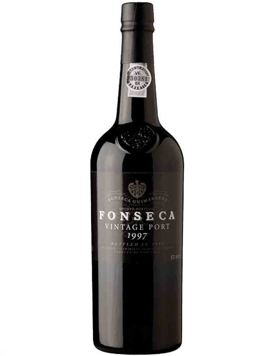 A Bottle of Fonseca Vintage 1997