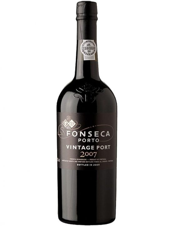 A Bottle of Fonseca Vintage 2007
