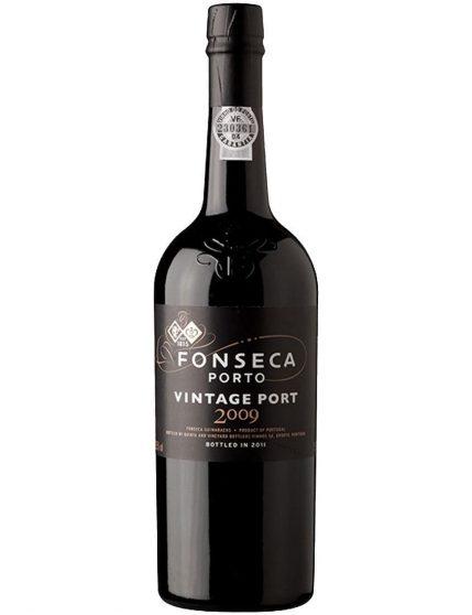 A Bottle of Fonseca Vintage 2009