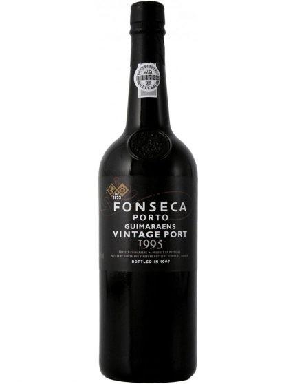 A Bottle of Fonseca Guimaraens Vintage 1995