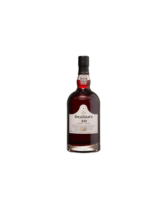A Bottle of Graham's Tawny 10 Years 20cl