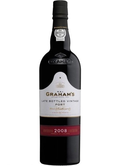 A Bottle of Graham's LBV 2008