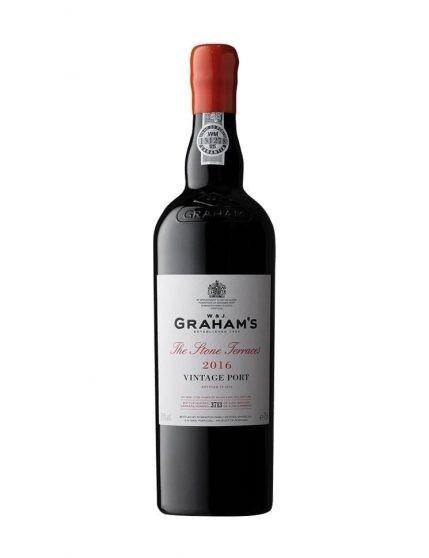 A Bottle of Graham's Stone Terraces Vintage 2016