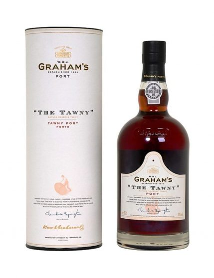 A Bottle of Graham's The Tawny
