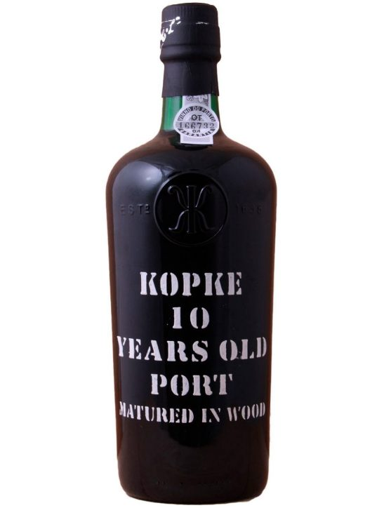 A Bottle of Kopke Tawny 10 Years