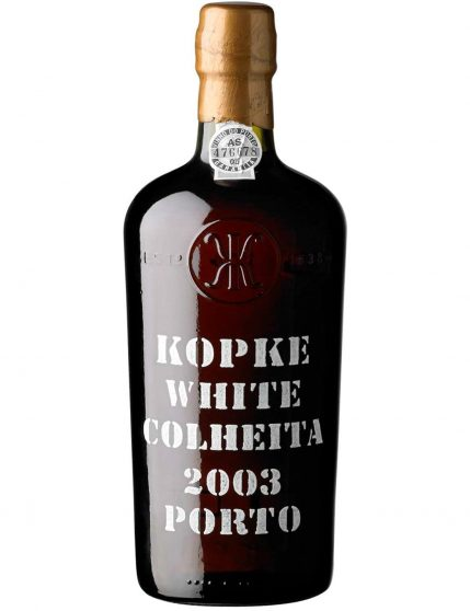 A Bottle of Kopke Harvest 2003 White