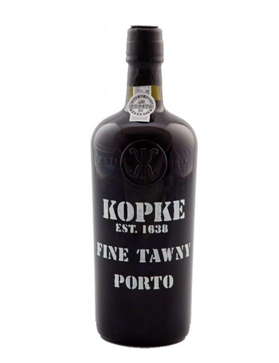 A Bottle of Kopke Tawny