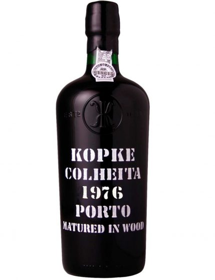 A Bottle of Kopke Harvest 1976