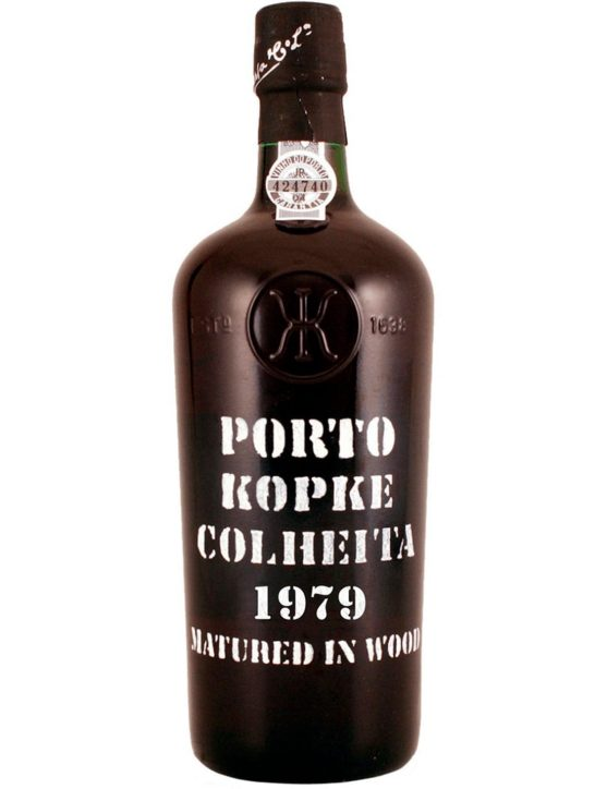 A Bottle of Kopke Harvest 1979