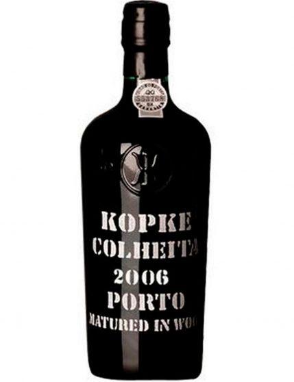 A Bottle of Kopke Harvest 2006