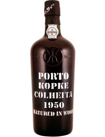 A Bottle of Kopke Harvest 1950