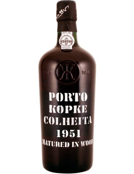 A Bottle of Kopke Harvest 1951