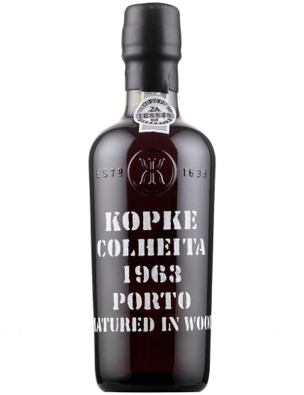 A Bottle of Kopke Harvest 1963