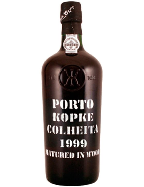 A Bottle of Kopke Harvest 1999