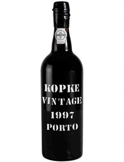 A Bottle of Kopke Vintage 1997 Port