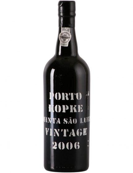 A Bottle of Kopke Vintage 2006 Quinta São Luiz