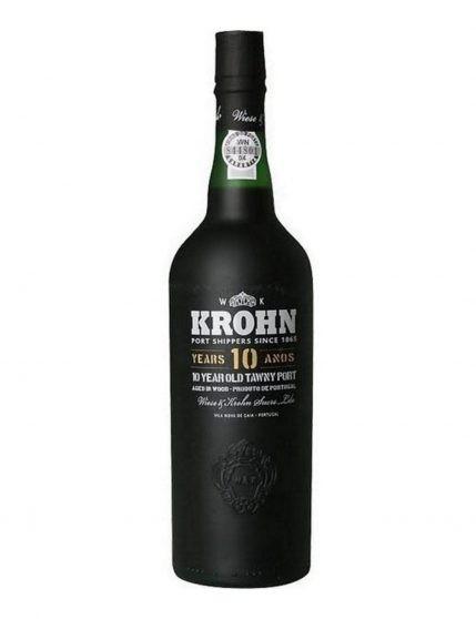 A Bottle of Krohn Tawny 10 Years Port