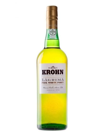 A Bottle of Krohn Lágrima Port