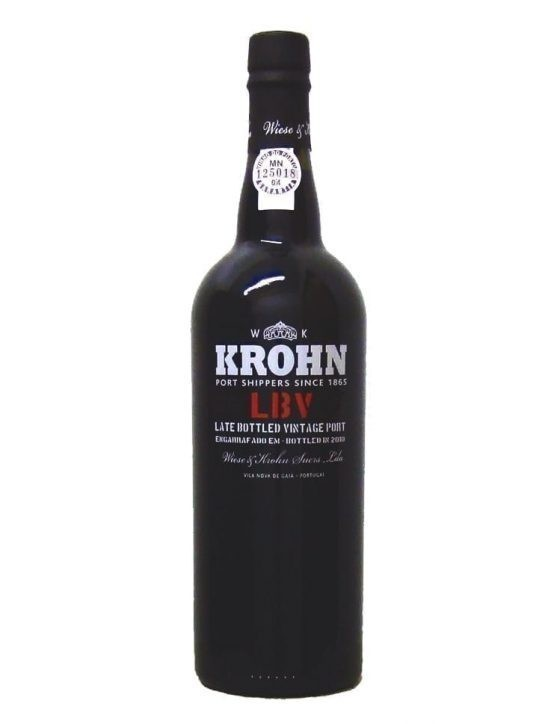 A Bottle of Krohn LBV