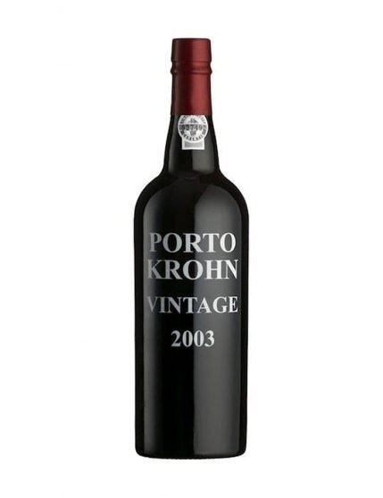 A Bottle of Krohn Vintage 2003