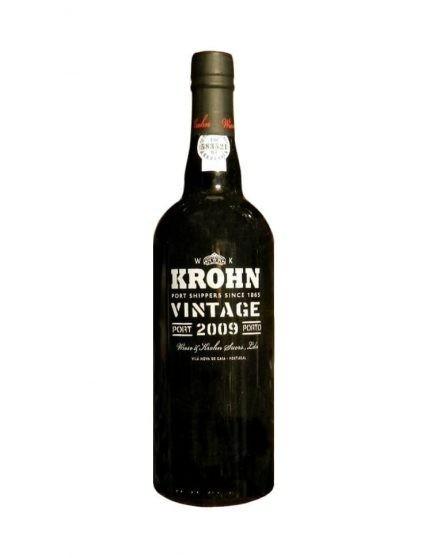 A Bottle of Krohn Vintage 2009