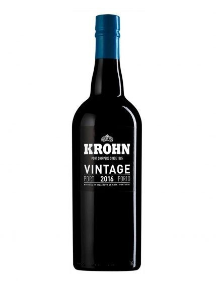A Bottle of Krohn Vintage 2016